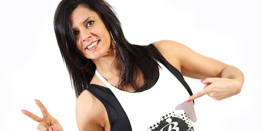 Anna Jessy Ambassador Reggaeton Fintess (Power Team)